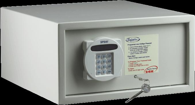 Cofre Eletrônico SPS 40 LAP