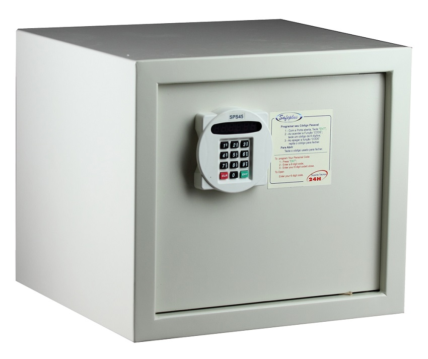 Cofre Eletrônico SPS 45 DSP