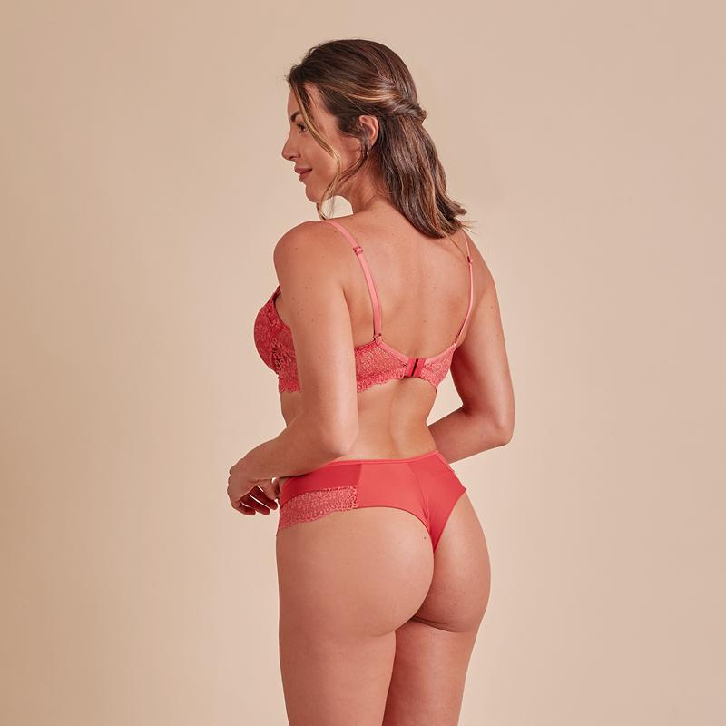 TOP DE RENDA  - Marta Campos Lingerie