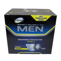 Absorvente Incontinência Men Level 2 com 10un