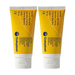 Creme Barreira 60ml Comfeel Coloplast Kit 2un
