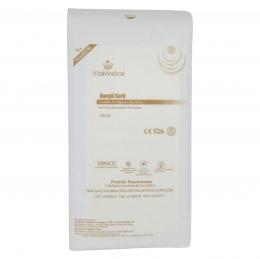 Curativo Alginato Cálcio e Sódio 10x20cm Vitamedical Kit 5 un