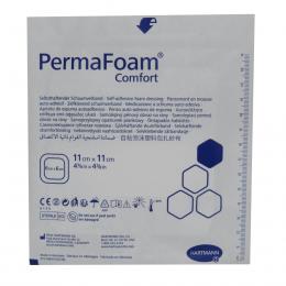 Curativo de Espuma com Borda Permafoam Comfort Hartmann