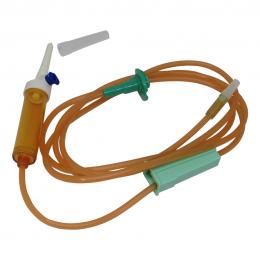 Equipo Macrogotas Fotossensível com Injetor Embramed Kit 10un