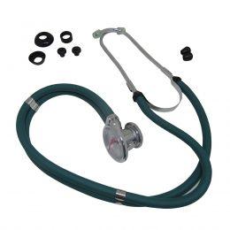 Estetoscópio Rappaport Premium Verde