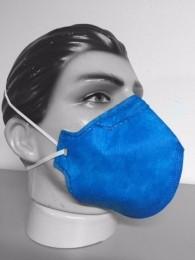 Máscara Para Proteção PFF2 sem Válvula Grazia Kit com 10un