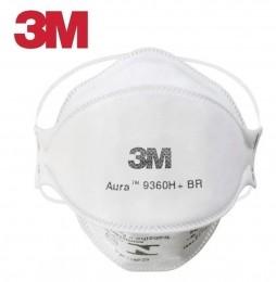 Máscara Proteção Aura Risco Biológico Pff2S 3M