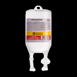 Metronidazol Solução 0,5% Injetável Estéril 100ml JP