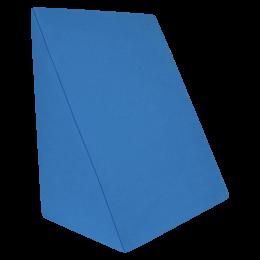 Triângulo Encosto de Espuma Com Capa Zíper Perffeto
