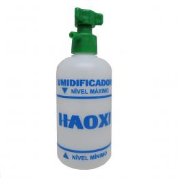 Umidificador para Oxigênico Rosca 250ml Haoxi