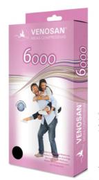 Venosan 6000 20-30mmHg AD Sem Ponteira