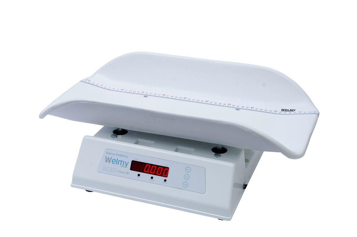 Balança Pediátrica Eletrônica 109E 15kg Welmy