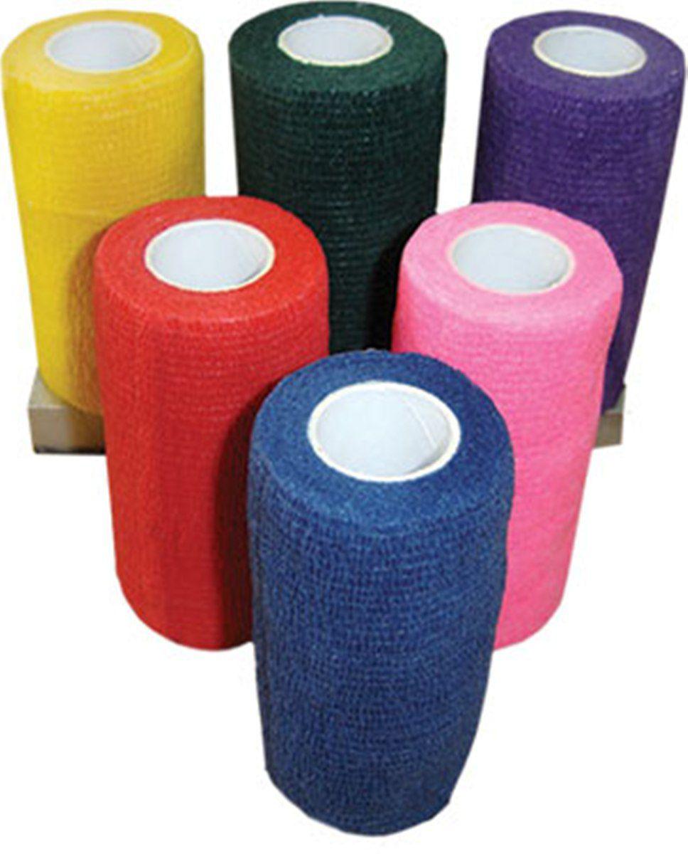 Bandagem Hoppner 5 unidades Flexível 10cmx4,5m