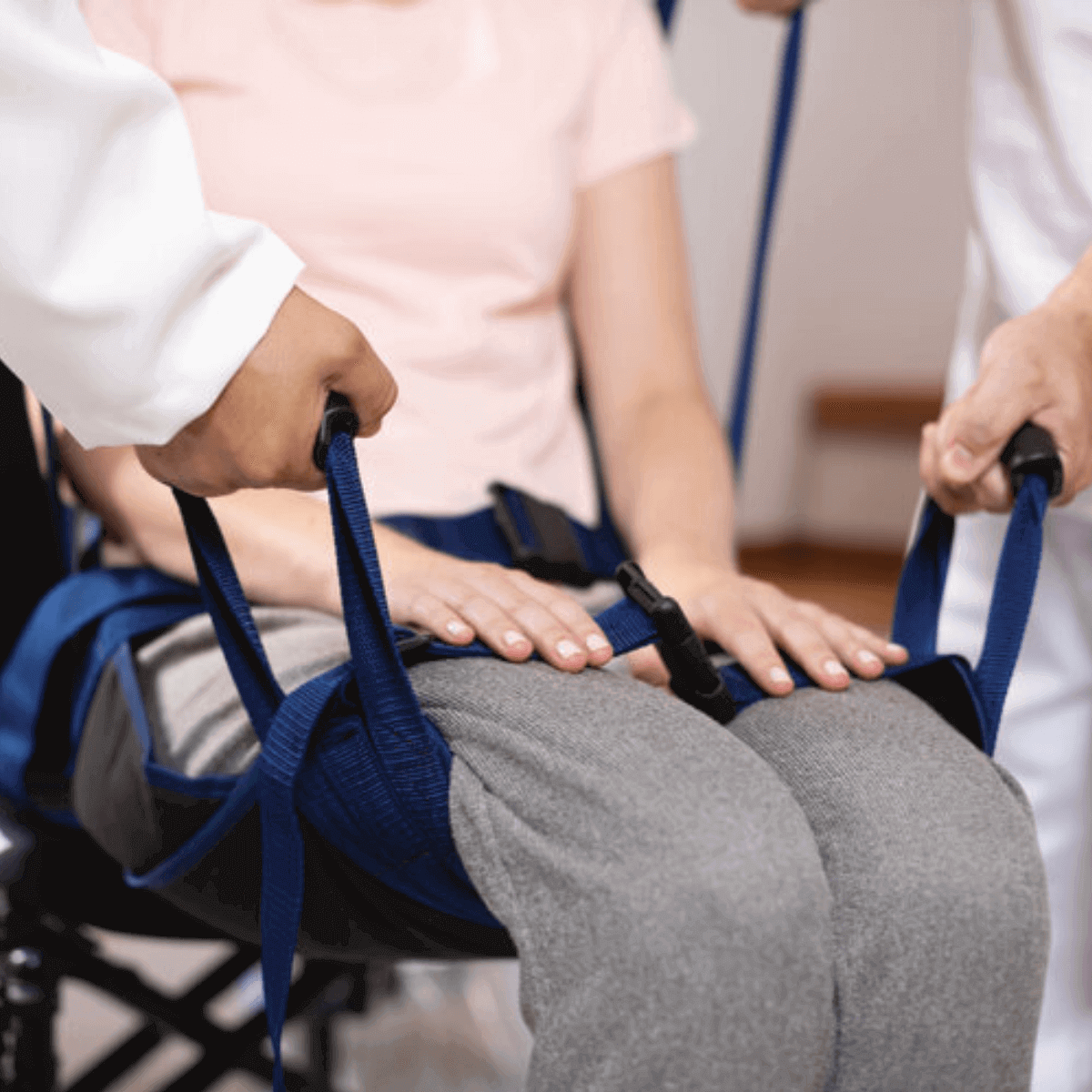 Cadeira de Transferência e Mobilidade Perfetto