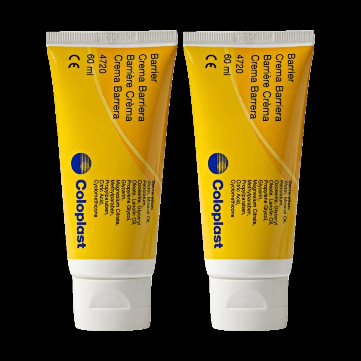 Creme Barreira 60ml Comfeel Coloplast Kit 2un