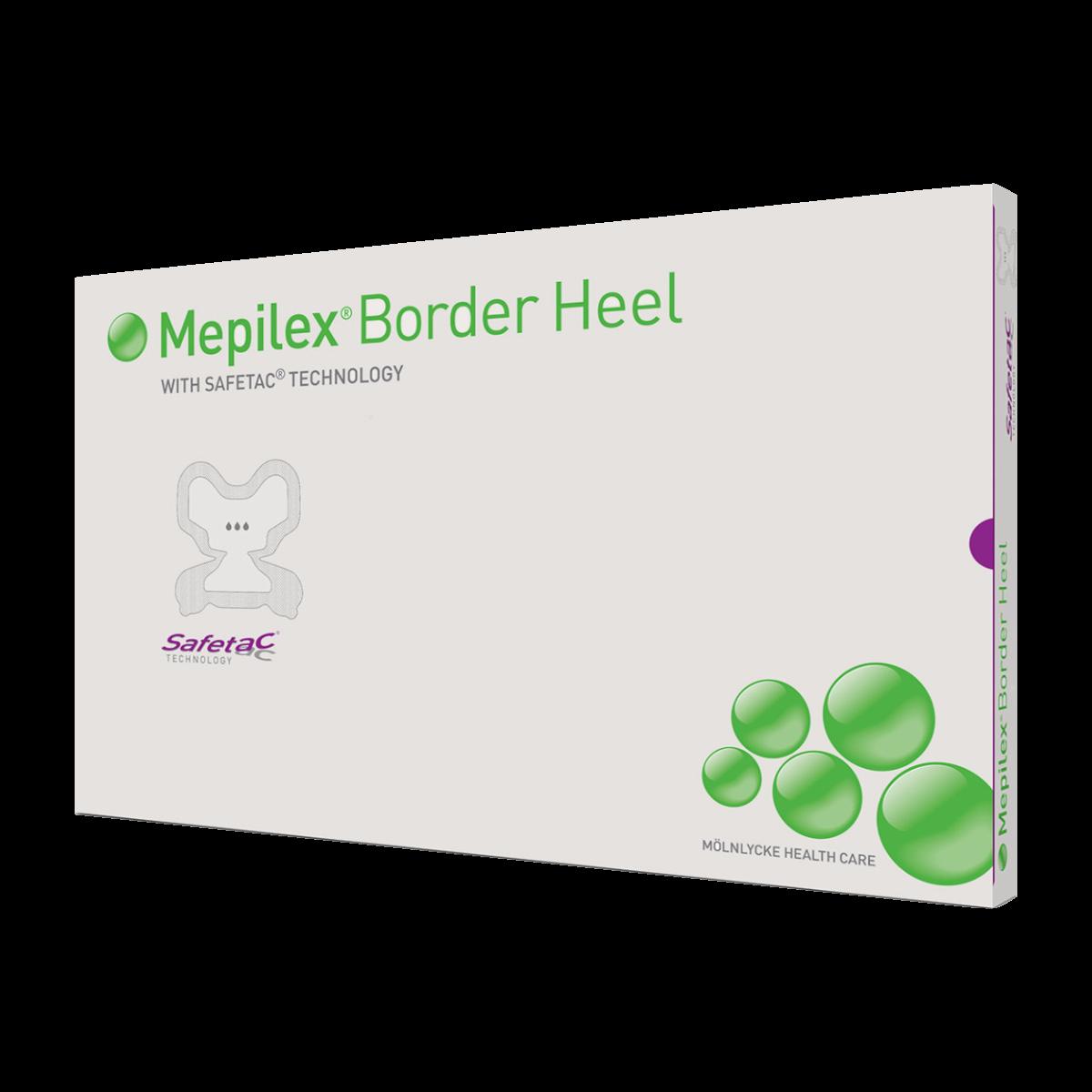 Curativo Mepilex Border Heel Calcâneo 22x23cm Molnlycke
