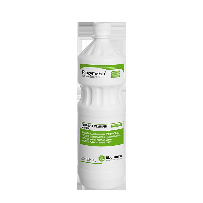 Detergente Enzimático 4 Enzimas 1L Riozyme Eco Rioquímica