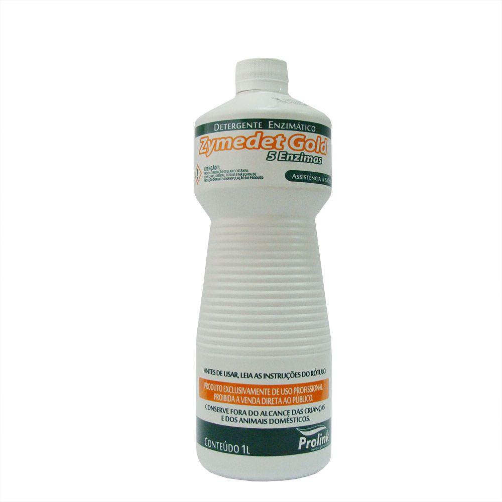 Detergente Enzimático 5 Enzimas 1000ml Prolink Kit 5un