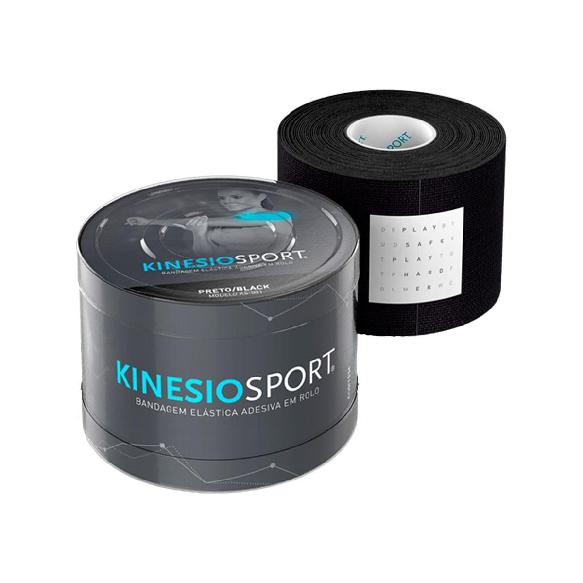 KinesioSport Bandagem Elástica Adesiva 5m x 5cm