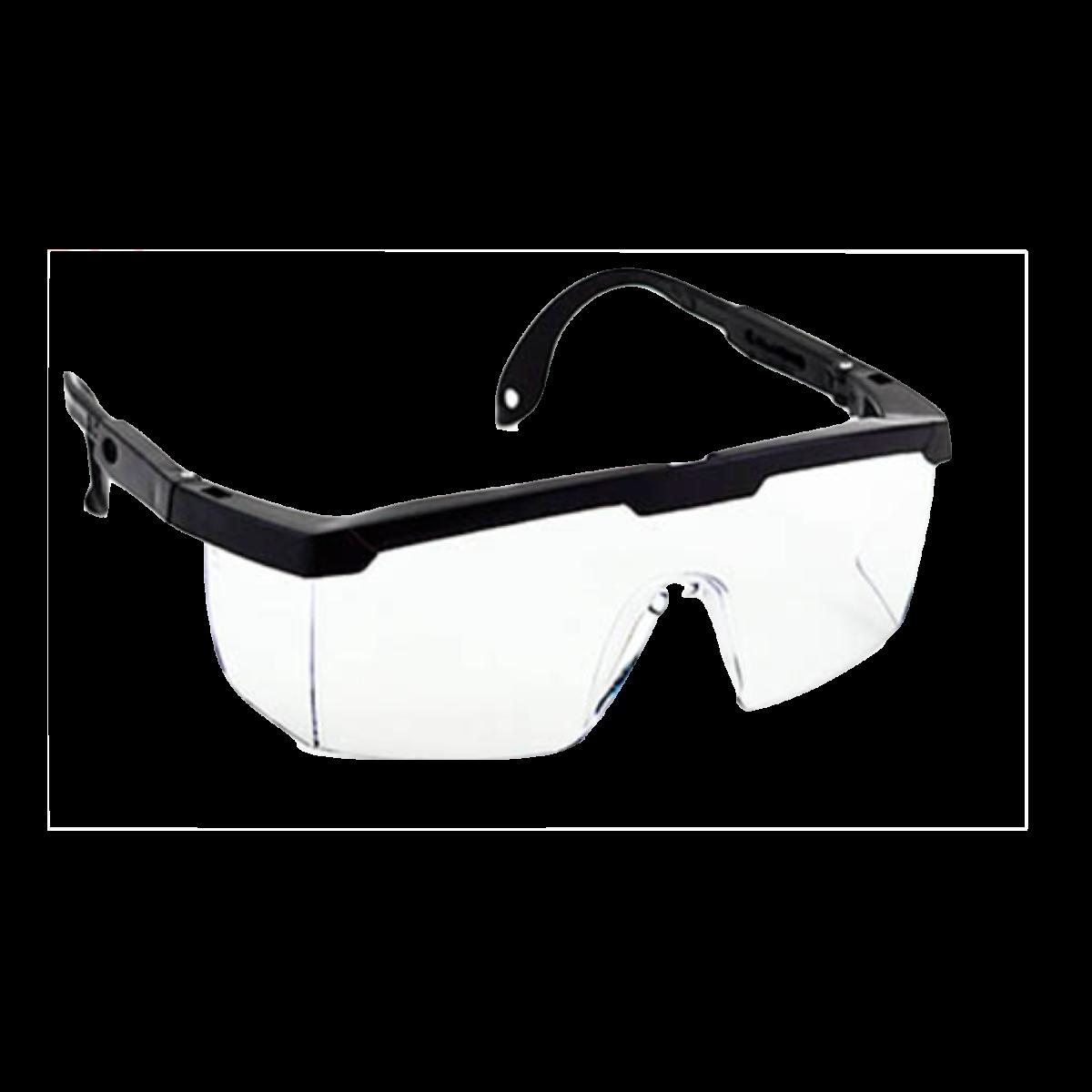 Óculos de Segurança Proteção Incolor Poli-Ferr