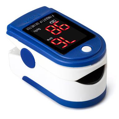 Oxímetro de Pulso Dedo Normal 50DL Contec