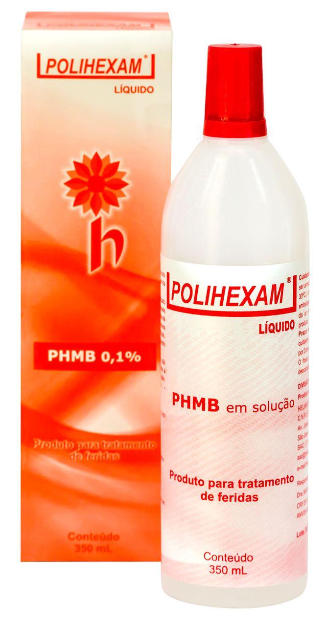 Polihexam Líquido 0,1% 350mL Helianto