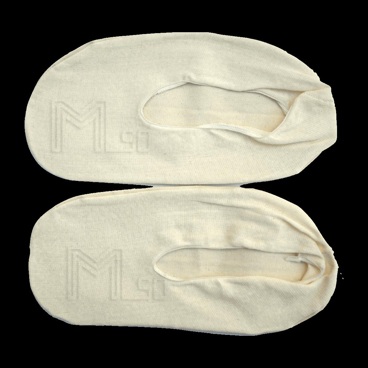 Propé Sapatilha de Malha com Solado de Lona MSO