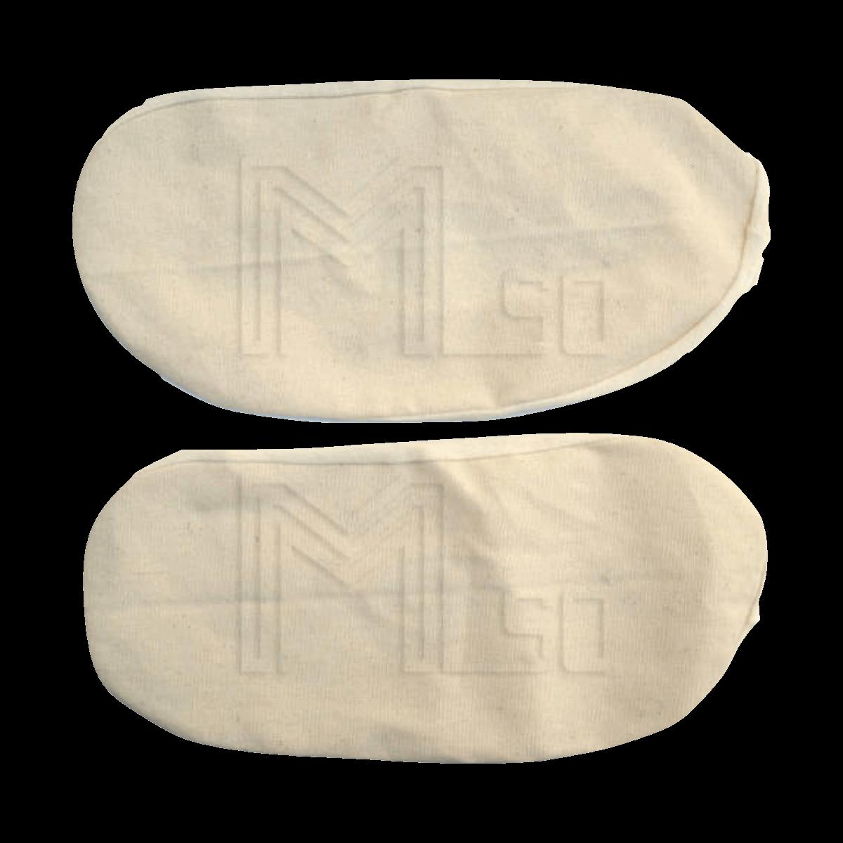 Propé Sapatilha de Malha com Solado de Lona MSO Kit 20 pares