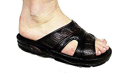 Chinelo yoto 201 Calçados Esporão Joanete Fascite Plantar