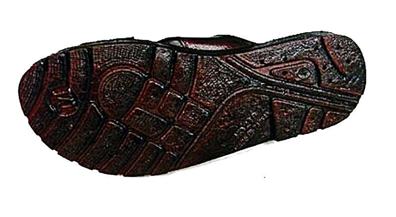 Yoto heel spur sandals mod 218