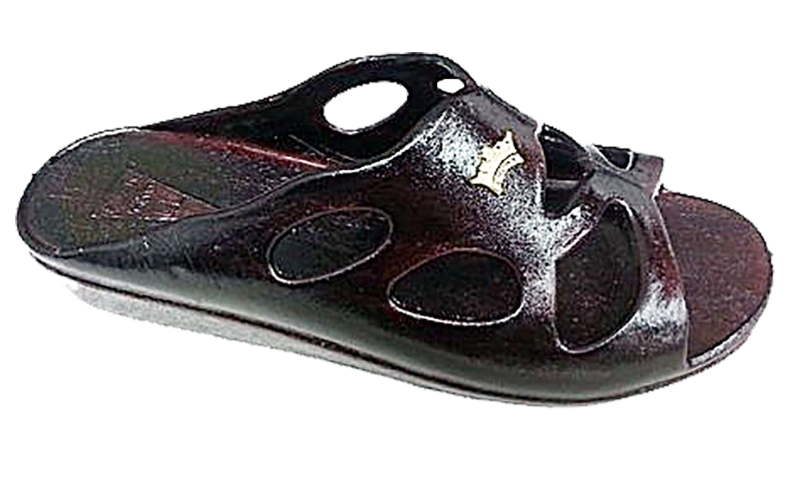 Yoto heel spur sandals mod 618L
