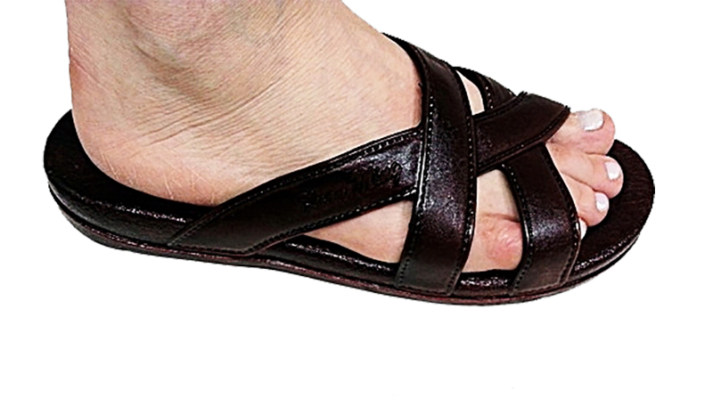 Yoto heel spur sandals mod 680m