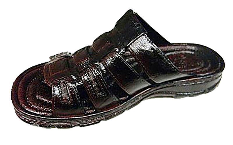 Yoto heel spur sandals mod 681