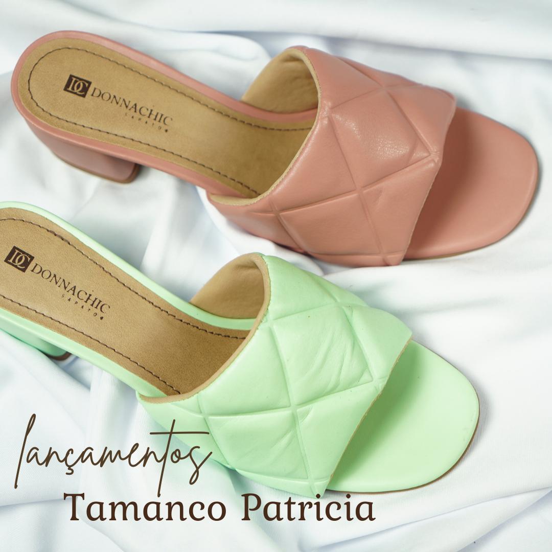 sandálias fashion e confortáveis