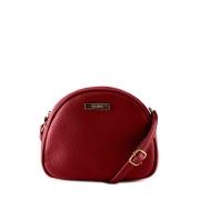 Bolsa saddle bag  Vermelha via uno