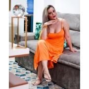 Vestido Comfy Malha Rosana