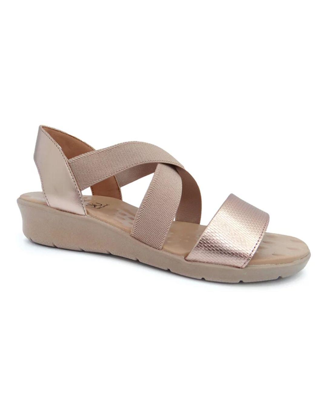 Sandália Malu Super Comfort  Cleo Pele v22-10062