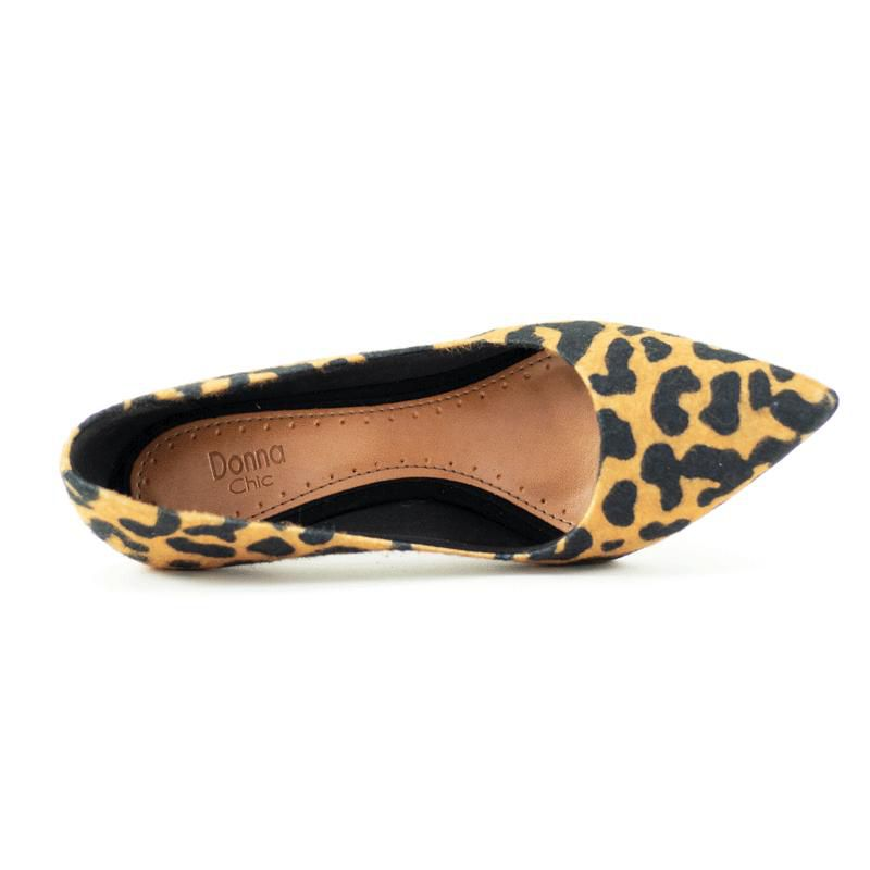 Scarpin Greta Animal Print