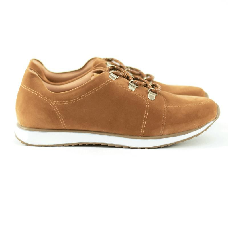 5d4540c90c Tênis Feminino Casual Via Uno Ecocabra Light Tan