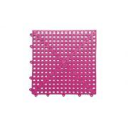 acqua kap 0,30m x 0,30m jogo 6 pçs rosa pink