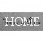 CAPACHO VINIL LONG HOME SWEET - 30X70