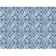 tropical azuleijo português azul
