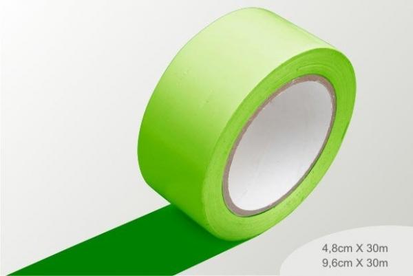 fita de demarcação verde