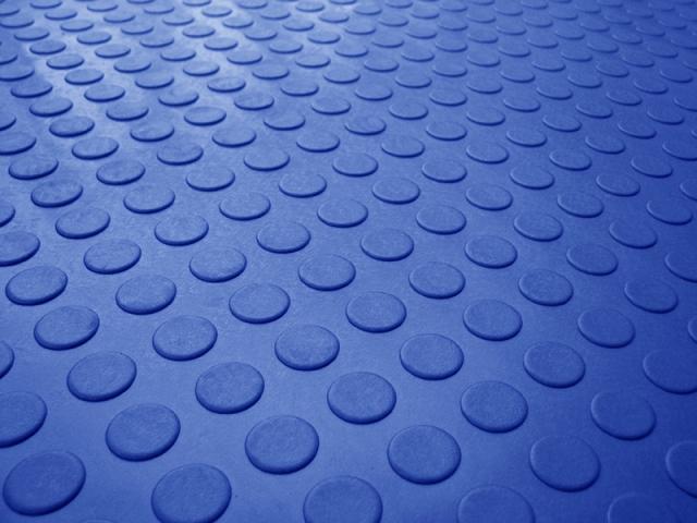 laminado pvc moeda azul royal