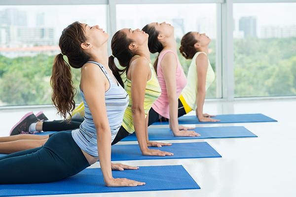 tapete yoga kap cinza
