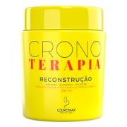 Máscara Capilar Cronograma RECONSTRUÇÃO Louromax - 250ml