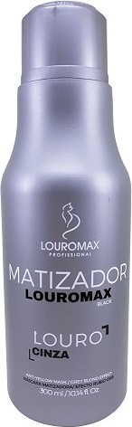 Matizador Louromax Black 300ml