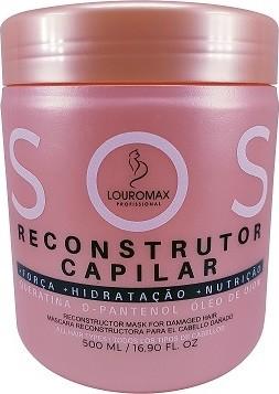 Máscara Capilar Louromax Reconstrutor  SOS  500ml