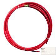 Guia Espiral de Teflon Premium  3 Metros  Diâmetro de 1,0 a 1,2mm