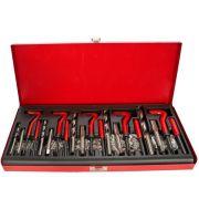 Kit Reparo para Rosca Postiça M5, M6, M8, M10 e M12